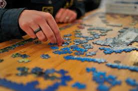 SoBu Public Library - puzzle