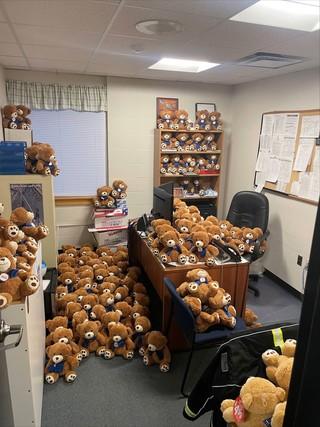 Bears In Fire Department