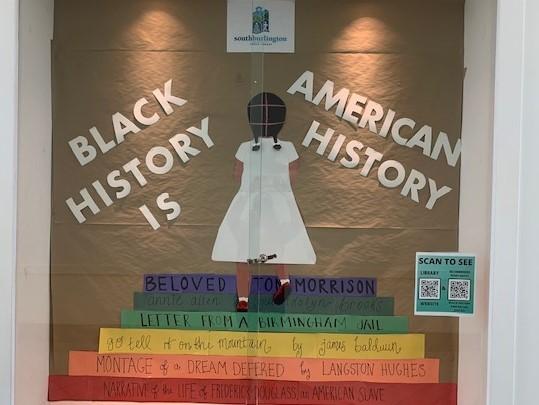 Black History - Library Display