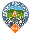 Penny for Paths Logo