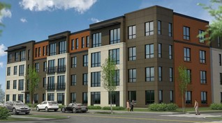 Dover Place Rendering