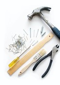 Tools for home reno