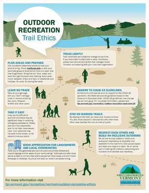 Trail ethics