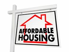 Affordable Housing -realtor sign