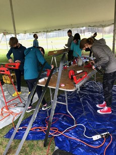 SBHS Volunteers - Catamount Trail