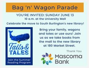 Bag n Wagon Parade