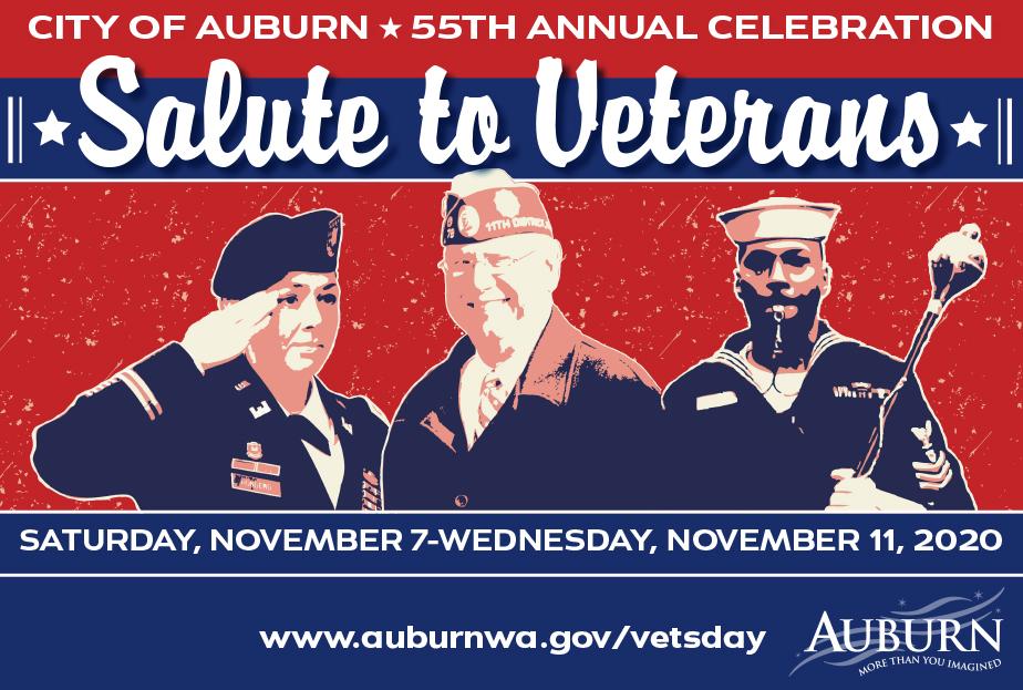 Salute to Veterans 2020