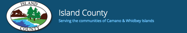 Island County, WA Logo and Tagline