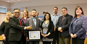 Community Transit Procurement Team Wins 2nd Outstanding Agency Accreditation Achievement Award (OA4)