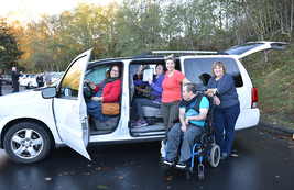 Young Life Capernaum Snohomish County was awarded a van in 2016 through the Van GO Program.