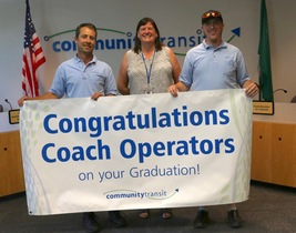 Coach Operator Graduates