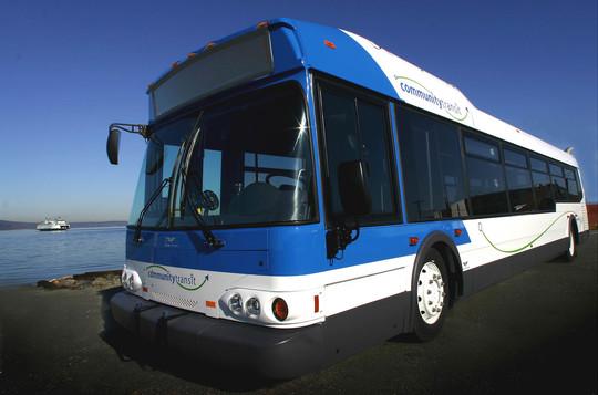 Community Transit Bus