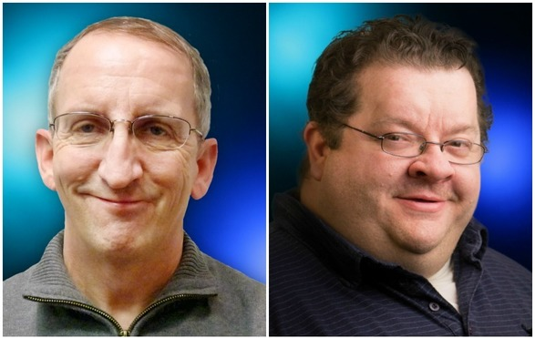 New Board Members Kim Daughtry and Joe Neigel