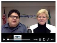 Community Transit Live Video Screenshot
