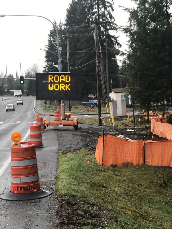 132nd St and Elgin Way-Dumas Rd