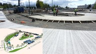 Seaway concrete with site overlay