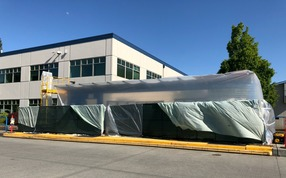 Swift Training Station Repainting