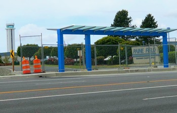 Swift Green Station at Paine Field May 31 2018
