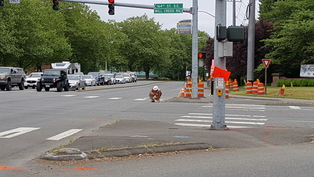 Northbound Bothell-Everett Hwy and 164th St