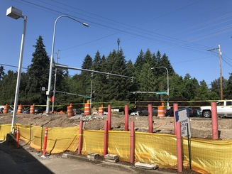 164th Street and Bothell Everett Highway Work