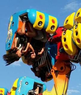 Evergreen State Fair Fun