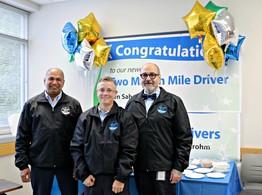 Million Mile Drivers