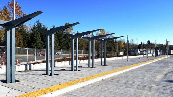 Seaway bus shelters