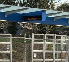Next bus Sign