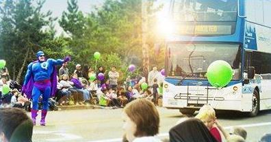 Community Transit Superhero, Oxy Gene