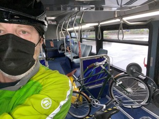 Community Transit CEO, Ric Ilgenfritz: On the way to work