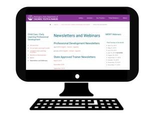 Newsletters and Webinars