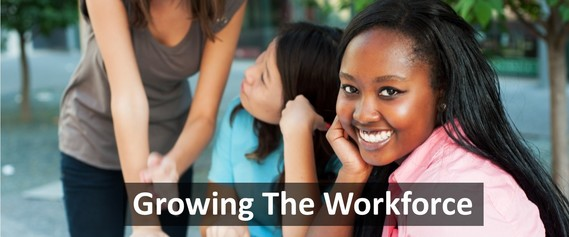 Growing the Workforce Banner