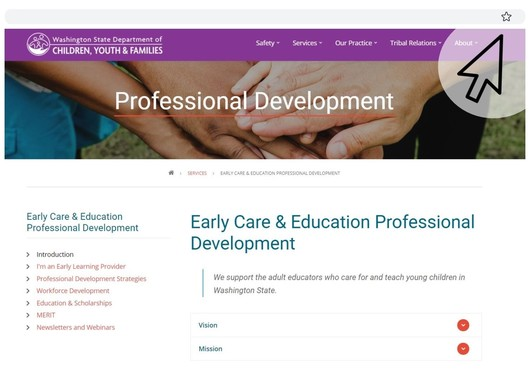 PD Home page