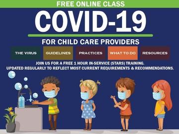 Free COVID-19 class