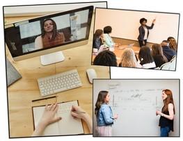 Community Based Training multiple ways to train