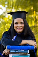 Picture of a graduate