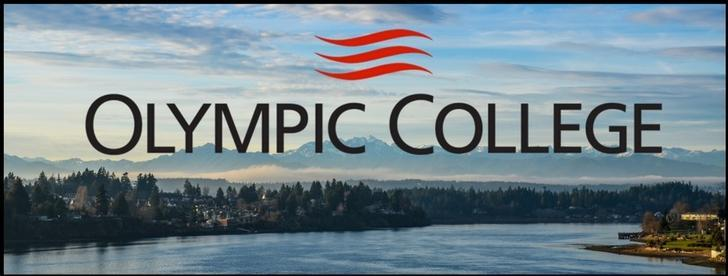 Olympic College Banner