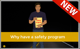 Why have a safety program interactive course