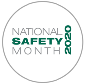 National Safety Month 2020