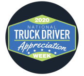 "Image of title "" Truck Driver Appreciation 2020"""