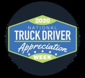 "Image of title "" Truck Driver Appreciation 2020"""