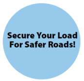 """Image of title """"Secure your load for safe roads"""""""