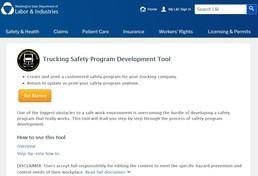 Online Safety Program tool