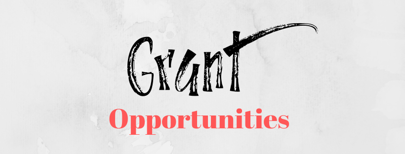 Banner that reads Grant Opportunities