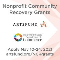 nonprofit community relief grants logo