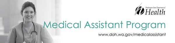 Medical Assistant Program banner