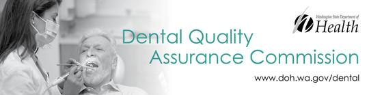 Dental Commission Banner