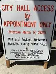 city hall door