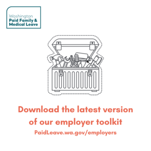 """Image depicts a toolkit and the words """"download the latest version of our toolkit"""""""