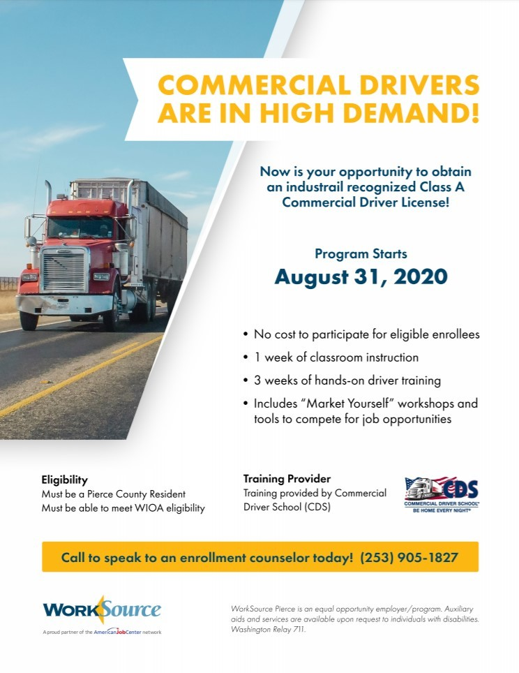 CDL Cohort flyer